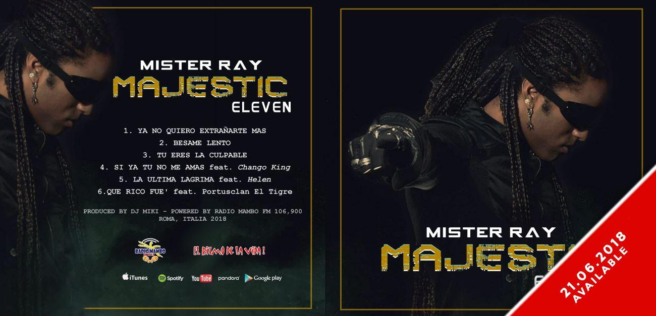 Mr ray majestic eleven radio mambo - Dammi solo un minuto gemelli diversi ...