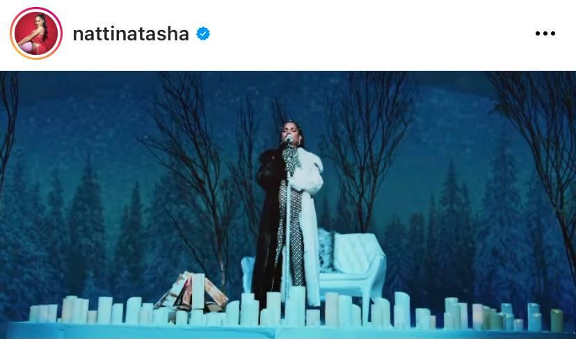 @nattinatasha via Instagram (Clicca sul tag per vedere il videeo)